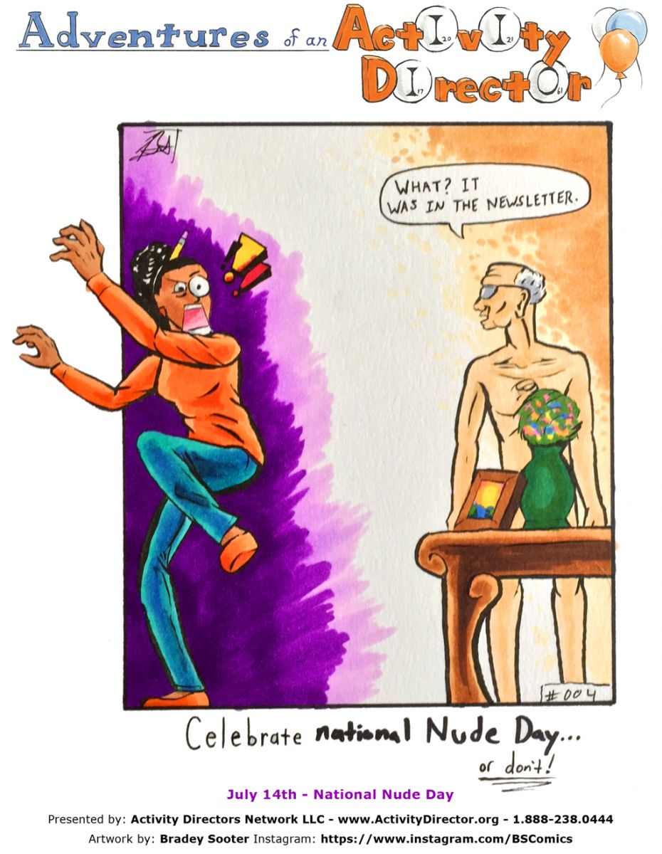 National Nude Day