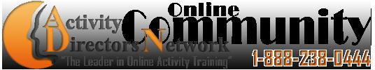 Activity Directors Community